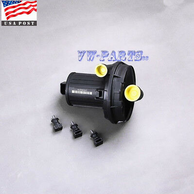 Auxiliary Secondary Air Injection Pump For AUDI A4 A6 A8 Seat Skoda 1.8T 2.8 3.0