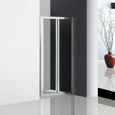 1200x1850mm Walk In Pivot Double Shower Door Enclosure Glass Screen Cubicle NS12