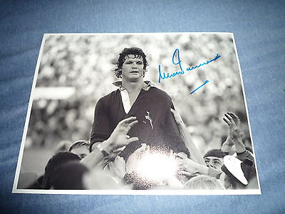 MORNÉ DU PLESSIS  signed autograph 8x10 In Person SOUTH  AFRICAN RUGBY UNION