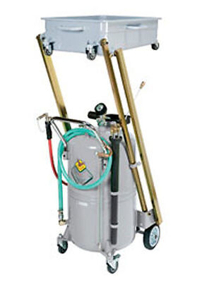 RAASM 42085-55 21 1-GALLON Waste Oil Drain with Pressurized Emptying