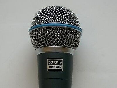 DSR58 Professional Supercardioid Dynamic Microphone, DSR Pro  Brand