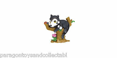 RAINFOREST IN MY POCKET FIGURES - JOHNNY THE COATI with collector card