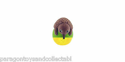 RAINFOREST IN MY POCKET FIGURES - SPIKE THE ECHIDNA with collector card