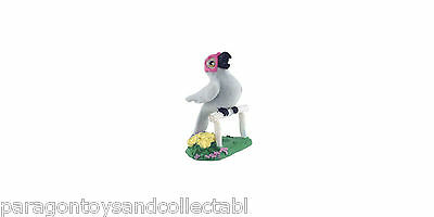RAINFOREST IN MY POCKET FIGURES - YOKO THE GREY PARROT with collector card