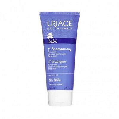 Uriage Baby 1st Shampooing Extra Gentle 200ml