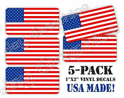 10x Black Ops American Flags Hard Hat DecalsHelmet Stickers USA Stealth Flag