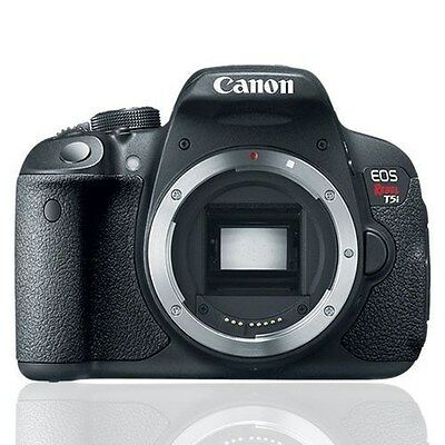 Canon EOS Rebel T5i Digital SLR Camera (Body Only DSLR) NEW  Savings Kit