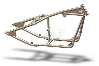 Sportster Frame Plans - Rigid - 250 Tire Size - Brand New - 36 x 72 Inches!