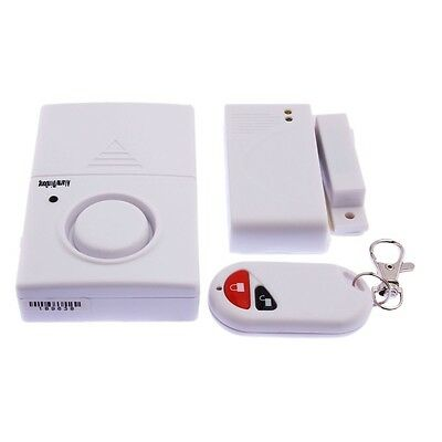 Remote Control Wireless Gate/Door Magnetic Alarm System 82432 HOT SALE