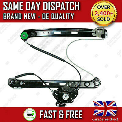 Bmw E46 3 Series 98 05 Front Right Driver Electric Window Regulator W/out Motor