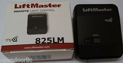 825LM LiftMaster Remote Light Control Security+2.0 MyQ technology compatible