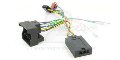 Connects2 Peugeot 407 04 on Steering Wheel Stalk Control Interface CTSPG007.2