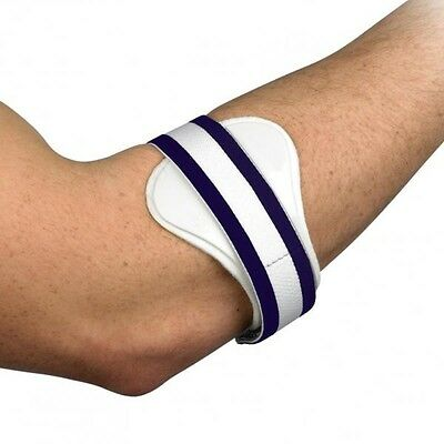 Tennis / Golfers Elbow Epicondylitis Clasp Support Pain Relief Sports Supports
