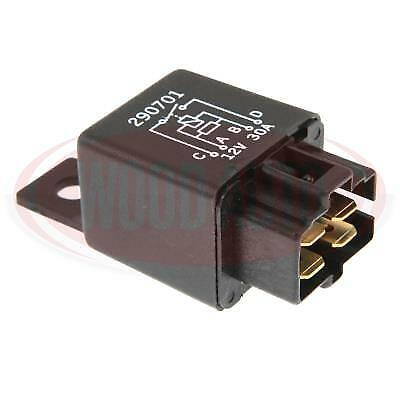 Japanese Type 12V 30A Amp Mini Relay Make And Break 4 Pin Rly1029