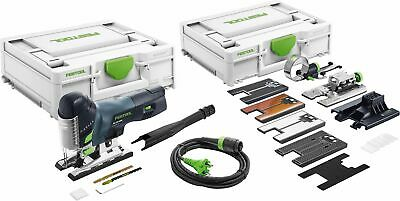 Festool Pendelstichsäge PS 420 EBQ-Set CARVEX | 561588