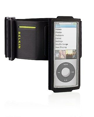 BELKIN FastFit Sport Armband for iPod Nano 5G 5th Gen - NEW in Retail Packaging