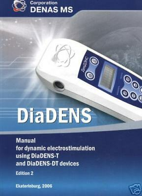 Therapy Manual Book for DiaDENS-T / DT Dynamic TENS MACHINE DEVICE