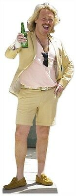 Keith Lemon Comedian Fun Cardboard Cutout 175cm Tall-Invite him to your Party
