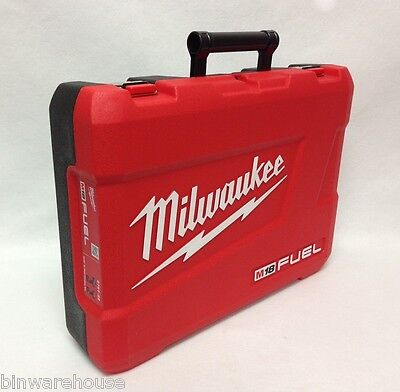 New Milwaukee 2797-22 Empty CASE ONLY 2653-20 And 2604-20 Heavy Duty Fuel