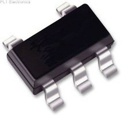 National Semiconductor - Lm26Cim5-Rpa - Thermostat Trip @ 65C, Smd, Sot23-5