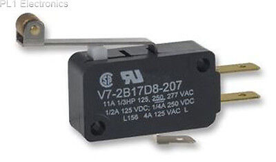 HONEYWELL S/&C v15t16-cz300a02 MICROSWITCH 250Vac 16A SPDT