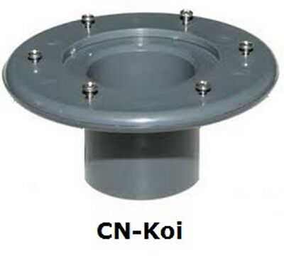 PVC Pressure Tank Connector Flanged - 4 sizes available