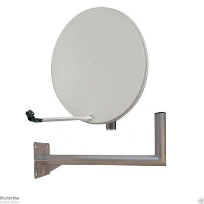 110CM Satellite Dish 1.1M With Wall Mount Sirus2/3 Hotbird Astra1 Foreign TV