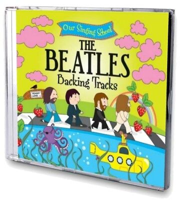 THE BEATLES Our Singing School Karaoke Audition BACKING TRACKS Instrumental CD