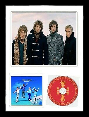 Take That / Limited Edition / Framed / Photo & CD Presentation / The Circus
