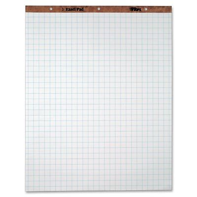 """TOPS 1"""" Grid Square Ruled Easel Pads - TOP7902"""