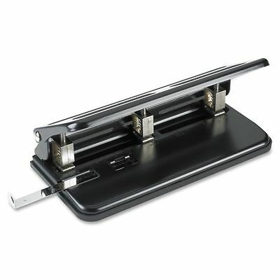 Business Source Heavy-Duty Three-Hole Punch - BSN65625