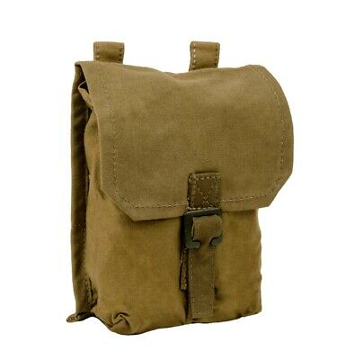NEW GENUINE ARMY SURPLUS GRENADE POUCH FITS ANY BELT foraging bushcraft hunting