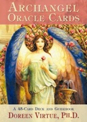 Archangel Oracle Cards by Doreen Virtue (NEW)