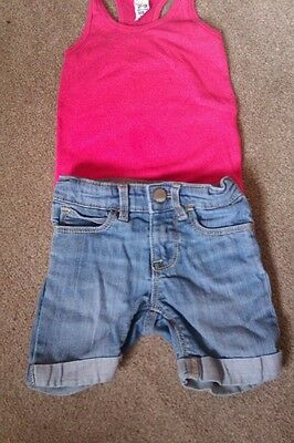 Girls outfit aged 2/3 yrs