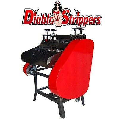 Diablo Stripper Wire Stripping Machine Strips Copper Multicore Scrap Cables