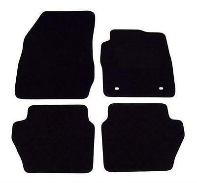 Ford Fiesta Mk7 Tailored Car Mats 2011 onwards - Black