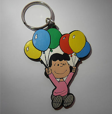 Lucy Van Pelt Charlie & Snoopys Friend From Charlie Brown Peanuts - Keyfob103