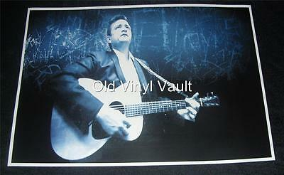 Johnny Cash Poster Print A3 Size