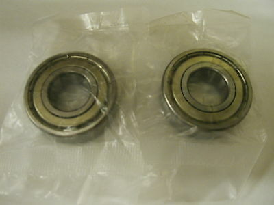 Beckett 21805U 1/7 Oil Burner Motor Repair Ball Bearings, Free Shipping