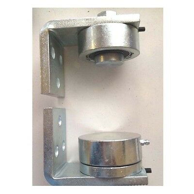 Heavy Duty Ball Bearing Gate Hinge Swing gates up to 500kg strong steel hinges