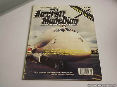 Scale Aircraft Modelling 1994 Aug - He111