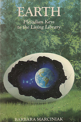 EARTH (PLEIADIAN KEYS TO THE LIVING LIBRARY) - Barbara Marciniak