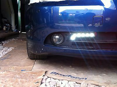 BMW E60 E61 LED DRL daytime running lights. Great quality