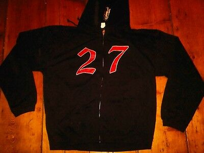 Level 27 New Large Hoodie Billy Martin of Good Charlotte Shirt Clothing