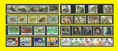 1985 All Commemorative Issues of Great Britain each Sold Separately Mint nh