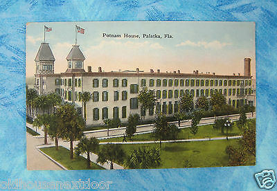 Putnam House, Palatka Florida,  PC-4