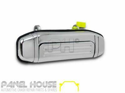 Mitsubishi Pajero NH NJ NK NL Left Front CHROME Outer Door Handle NEW LHF