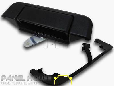 BRAND NEW Toyota Hilux '01-'05 2WD 4WD Black Plastic Tail Gate Handle Tailgate