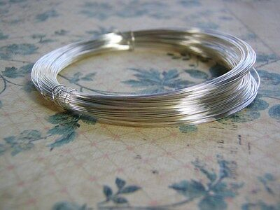 Silver Filled Wire Half Hard Round Copper Core Tarnish Resistant 14 to 26 Gauge