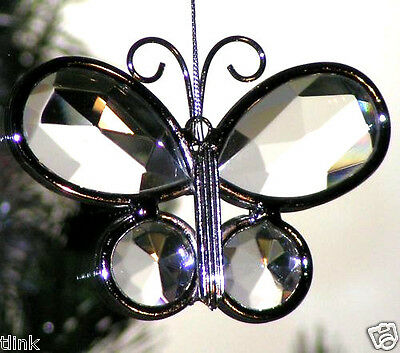 Collectible Jewel Butterfly Sun Catcher